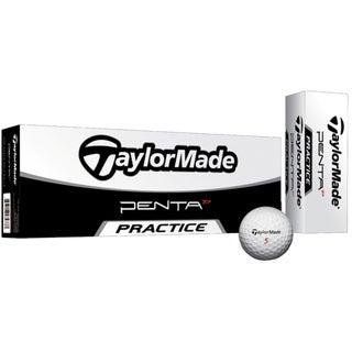 TaylorMade Penta TP5 Pratice Golf Balls (Pack of 72)