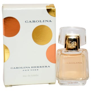 Carolina Herrera &#39;Carolina&#39; Women&#39;s 0.13-ounce Eau de Toilette Mini Splash