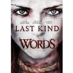Last Kind Words (DVD)