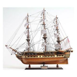 Old Modern Handicrafts USS Constitution Medium Model Ship