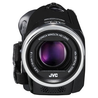JVC Everio GZ-E100 Digital Camcorder - 2.7