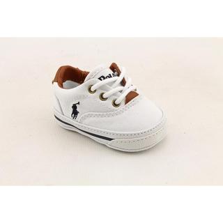 Ralph Lauren Layette Boy (Infant)'s 'Vaughn' Canvas Casual Shoes