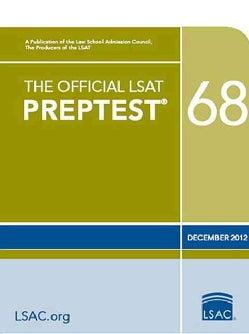 The Official LSAT Preptest 68: December 2012 (Paperback)