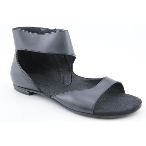 Bronx Women's 'Way Out' Leather Sandals (Size 7)