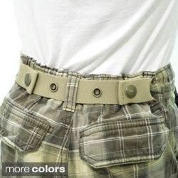 Dapper Snapper Original Toddler Solid Color Belt