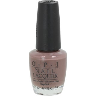 OPI Over The Taupe Nail Lacquer