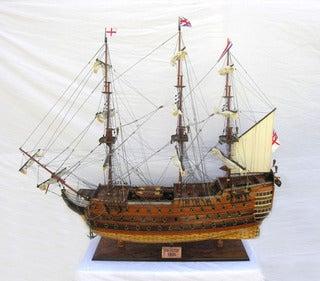 Old Modern Handicrafts HMS Victory Xl Model Ship
