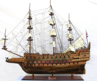 Old Modern Handicrafts Sovereign Of The Seas XL Limited Edition Model Ship