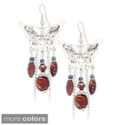 Butterfly Chandelier Earrings