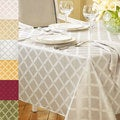 Lenox Laurel Leaf Damask Table Cloth