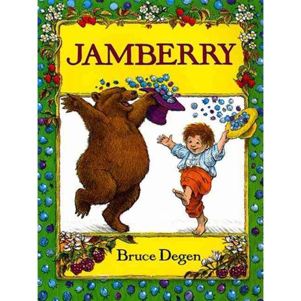 Jamberry (Board book)