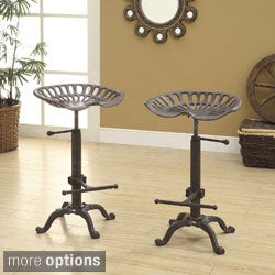 Brady Adjustable Farm Stool