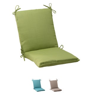 Pillow Perfect Outdoor Forsyth Squared Chair Cushion