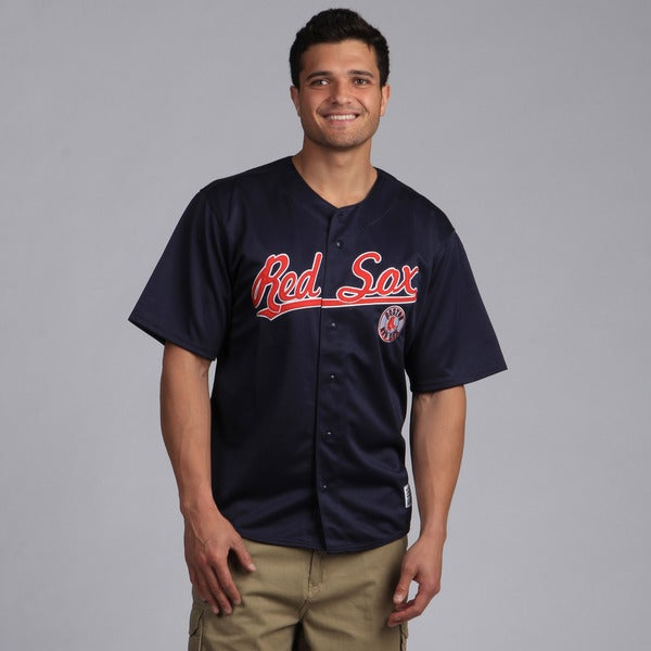 Dynasty Men's MLB Boston Red Sox Jersey