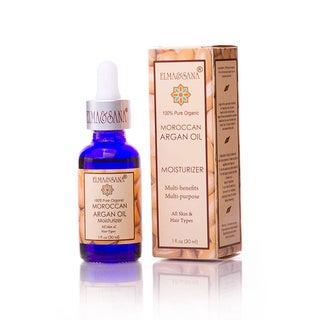 Elma & Sana 100-percent Pure Organic Moroccan Argan Oil