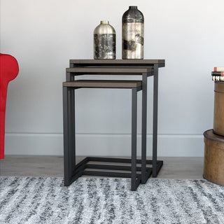 Olivia Nesting Tables (Set of 3)
