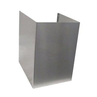 NT AIR Stainless Steel Wall Mounted Chimney Extention