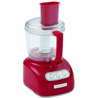KitchenAid RKFP710ER Empire Red 7-cup Food Processor (Refurbished)