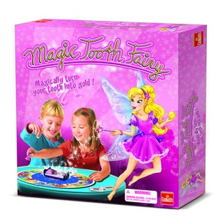 Magic Tooth Fairy Game