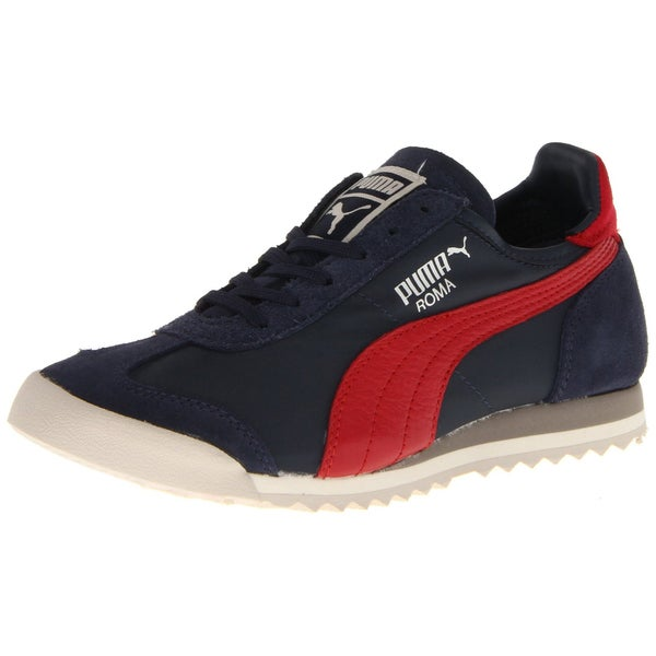 Puma Men's 'Roma' Slim Stripe Sneakers