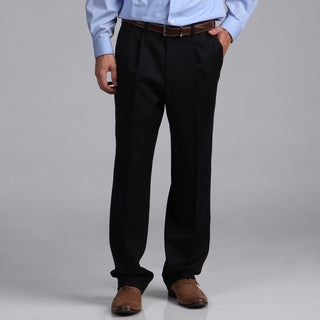 Nautica Men's Navy Herringbone Suit Separate Pants
