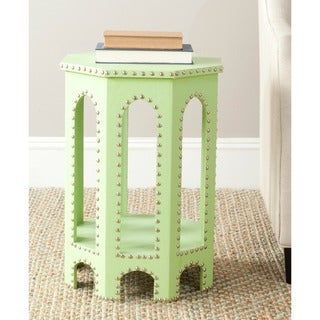 Safavieh Nara Light Green Accent Table