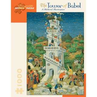 The Tower of Babel 1000-piece Puzzle