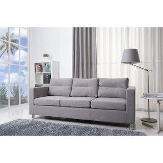 Detroit Ash Fabric Sofa
