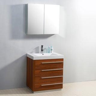 Bailey 30-Inch Single-Sink 4-Drawer Vanity Set