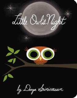Little Owl's Night (Board book)