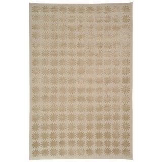 Martha Stewart Constellation Day/ Break Silk and Wool Rug (8' 6 x 11' 6)