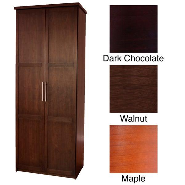 'Eifel' 32-inch wide Double-door Wardrobe