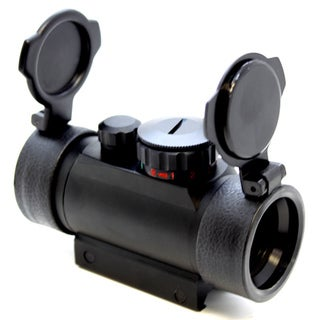30mm Dual Color Reticle Red Dot Scope