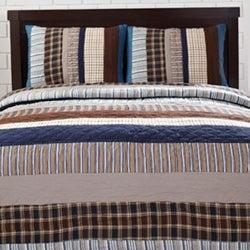 Jacob 3-piece Quilt Set