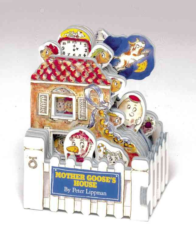 Mother Goose's House (Board book)