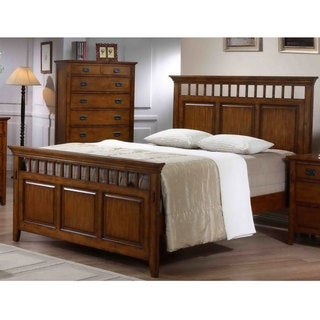 Tremont Mission Panel Bed