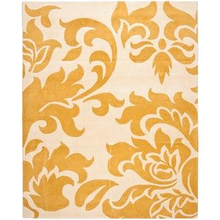 Martha Stewart Barcelona Cornucopia Wool Rug (9' x 12')