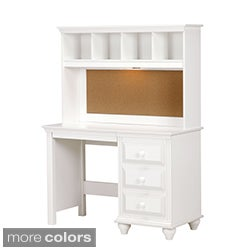 Madison Desk with hutch