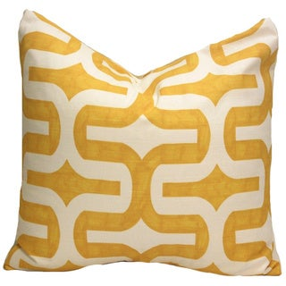 Taylor Marie Embrace Yellow Cushion Cover