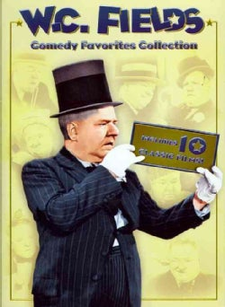 W.C. Fields Comedy Favorites Collection (DVD)