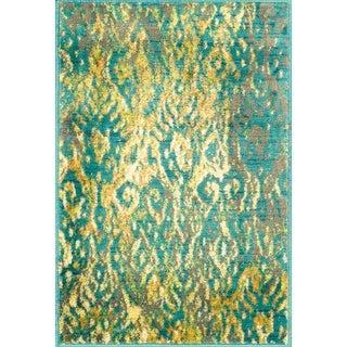 Skye Monet Lagoon Rug (2'0 x 3'0)