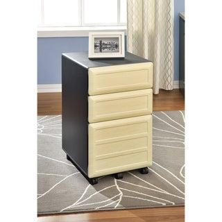 Altra Benjamin Three-drawer Mobile File Cabinet