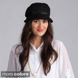 Swan Hat Women's Bucket Sun hat