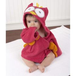 Baby Aspen My Little Night Owl Hooded Terry Spa Robe