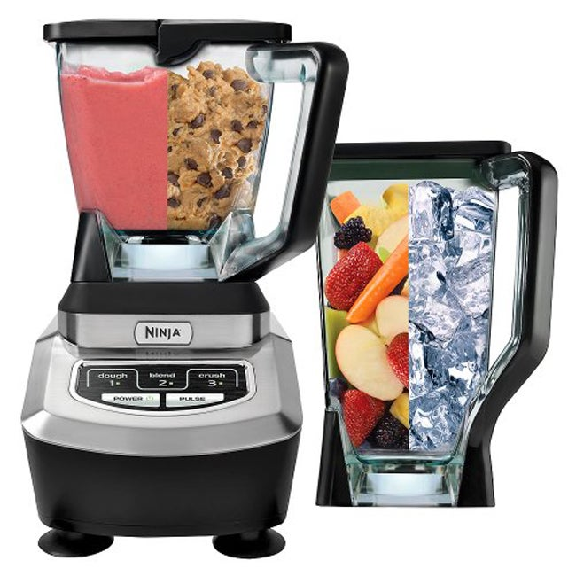 Ninja BL700 Kitchen System 1100 Blender (Refurbished)