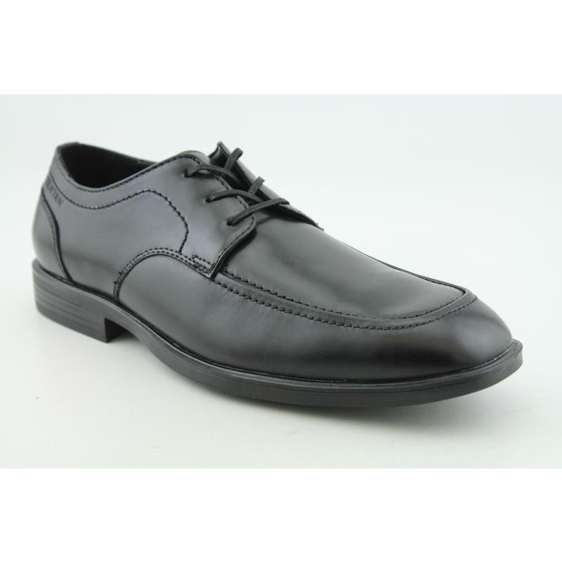 Kenneth Cole Reaction Men's Be Our Guest Black Dress Shoes
