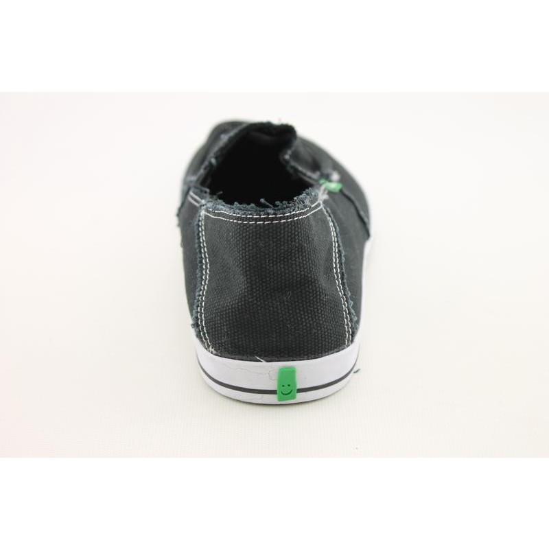 Sanuk Men's Standard Black Casual Shoes