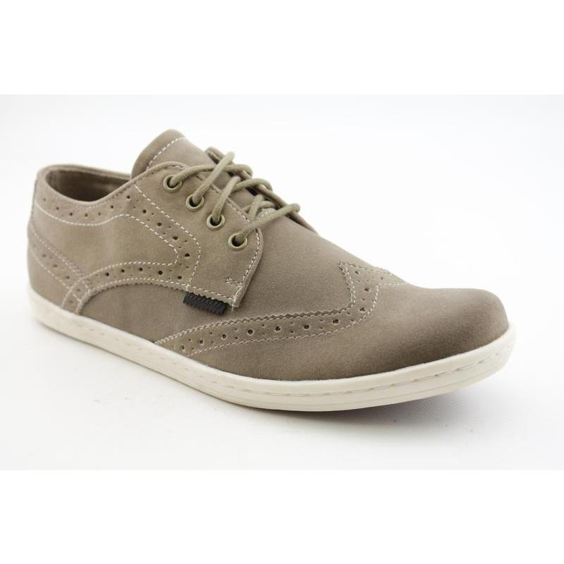 ben sherman s nloy brogue grays casual shoes overstock