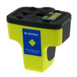 HP 02/ C8773WN Yellow Ink Cartridge (Remanufactured)