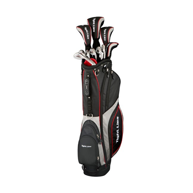 Adams Golf Men's Tight Lies 12-piece Golf Set